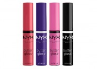 NYX Professional Makeup Butter Glosses Review