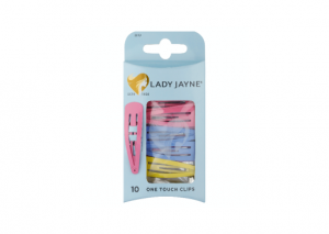 Lady Jayne One Touch Clips - 10 pack