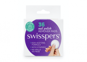 Swisspers Nail Polish Remover Pads