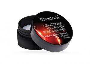 Revitanail Conditioning Nail Polish Remover Wipes