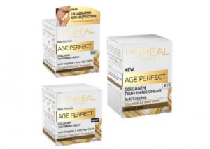 L'Oréal Paris Age Perfect Collagen Expert Retightening Care Regime