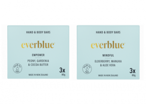 everblue Hand & Body Bar Multipack