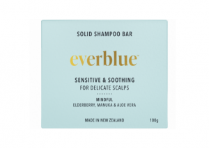 everblue Mindful: Sensitive & Soothing Solid Shampoo Bar