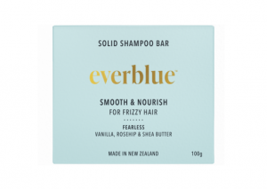 everblue Fearless: Smooth & Nourish Solid Shampoo Bar