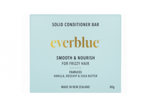 everblue Fearless: Smooth & Nourish Solid Conditioner Bar