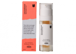 Unconditional Skincare Co. Live Probiotic Hydration Serum