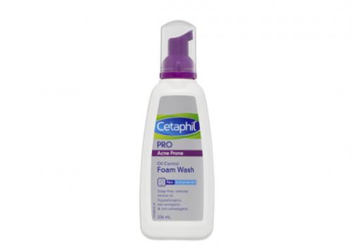 Cetaphil Pro Acne Prone Oil-control Foam Wash