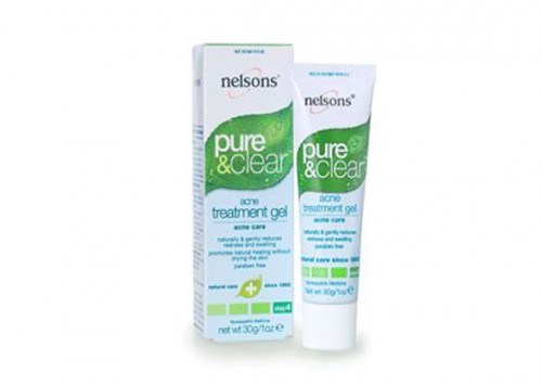 Nelsons Pure and Clear Acne Treatment Gel