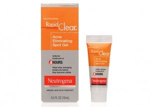 Neutrogena Clear Acne Eliminating Spot Gel