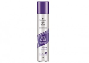 Schwarzkopf Extra Care Super Hold Lacquer