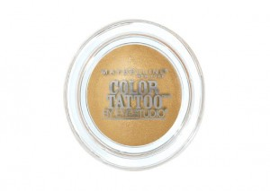 Maybelline Eye Studio Colour Tattoo - Bold Gold