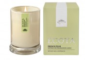 Ecoya Natural Soy Fragranced Candle French Pear Mini Review