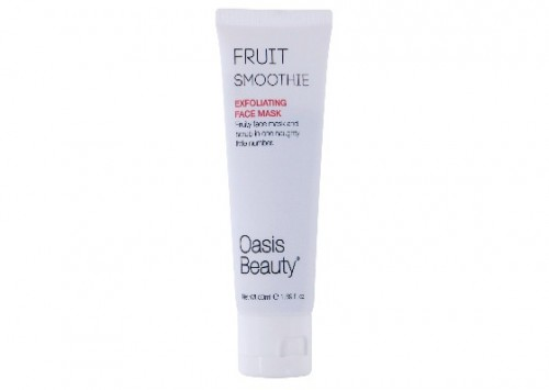 Oasis Beauty Fruit Smoothie Exfoliating Mask Review
