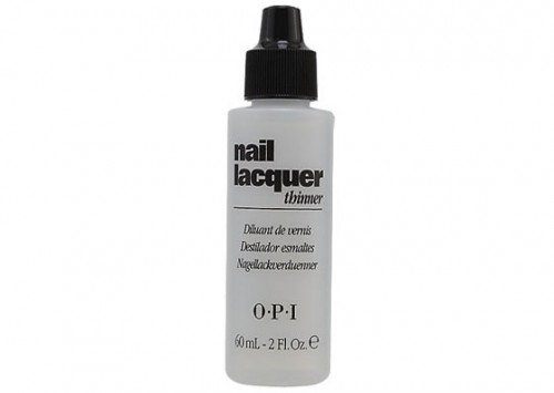 Opi Nail Lacquer Thinner Beauty Review