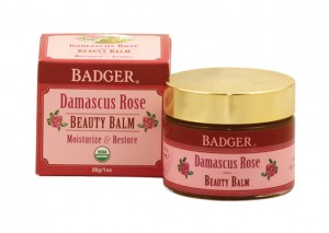 Badger Beauty Balm Damascus Rose