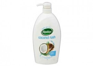 Radox Coconut Rush Shower Gel
