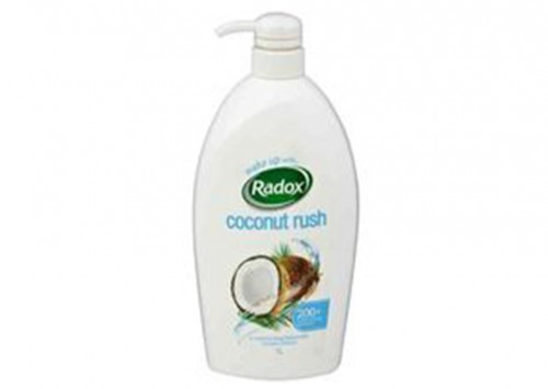 Radox Coconut Rush Shower Gel
