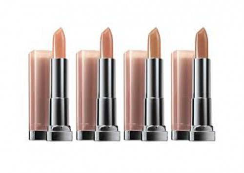 Maybelline Color Sensational Stripped Nudes