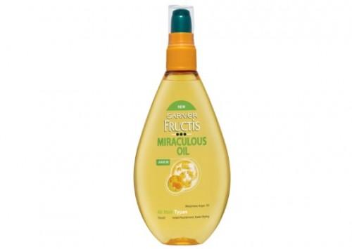 Garnier Fructis Miraculous Oil Review