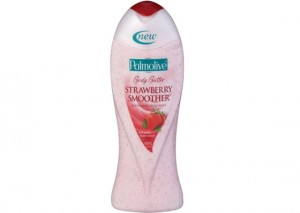 Palmolive Strawberry Smoother Body Butter Body Wash