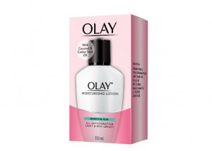 Olay Sensitive Moisturising Lotion Review