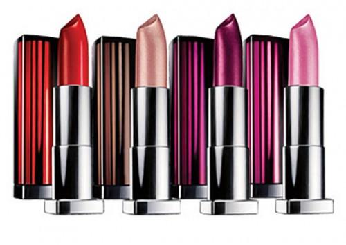 Maybelline Colour Sensational Lipstick Review