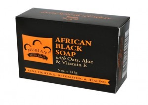 Nubian Heritage African Black Soap Review