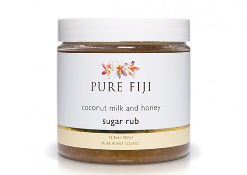 Pure Fiji Coconut Sugar Scrub Review