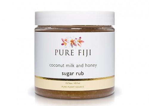Pure Fiji Coconut Sugar Scrub Review