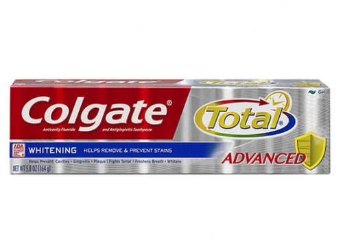 Colgate Advanced Whitening Toothpaste Review