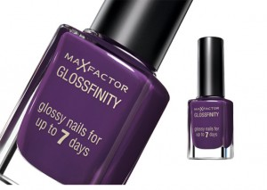 Max Factor Glossfinity Nail Polish Review