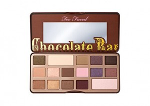 Too Faced Chocolate Bar Eyeshadow Collection Review