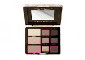 Too Faced Natural Eyes Neutral Eye Shadow Collection Review