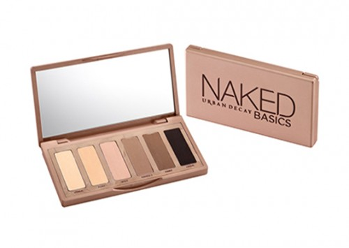 Urban Decay Naked Basics Review