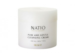 Natio Pure & Gentle Cleansing Cream Review