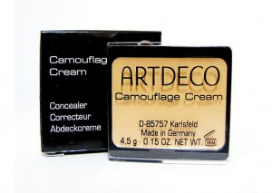 Art Deco Camouflage Cream Review