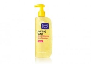 Clean & Clear Morning Burst Skin Brightening Cleanser Review