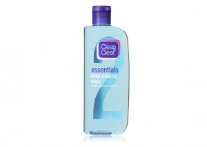 Clean & Clear Essentials Toner Review