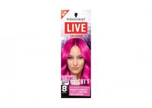 Schwarzkopf Live Salon Colour XXL Ultra Bright Pink Review