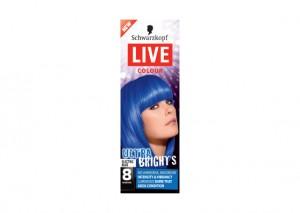 Schwarzkopf Live Salon Colour XXL Ultra Electric Blue Review