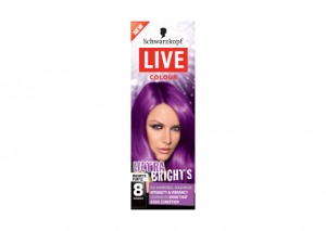 Schwarzkopf Live Salon Colour XXL Ultra Bright Purple Review