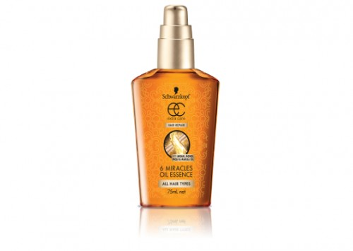 Schwarzkopf Extra Care 6 Miracle Oil Essence Review
