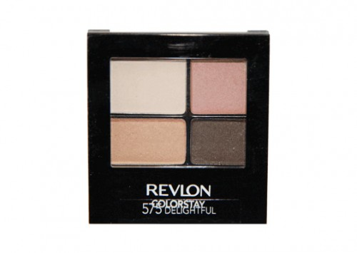 Revlon ColorStay 16 Hour Eyeshadow Review
