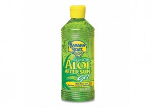Banana Boat After Sun Aloe Gel Review