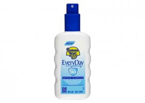 Banana Boat Everyday Sunscreen 30+ Review
