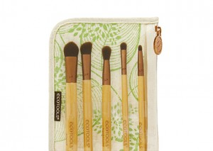 Eco Tools Green Bamboo Series, Smoky Eyes, 5 Piece Brush Set Review