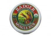 Badger Balm Sore Muscle Rub - Cayenne & Ginger Review