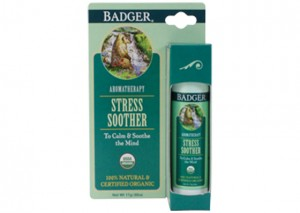 Badger Balm Stress Soother Review