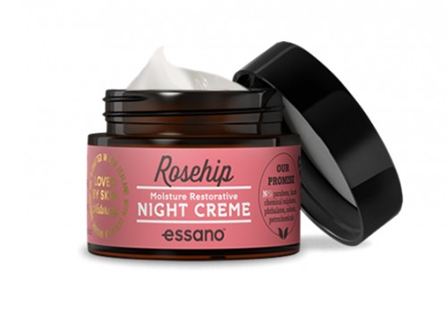 Essano Night Creme Rosehip Review
