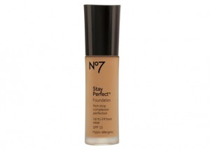 Boots No 7 stay perfect liquid foundation Review